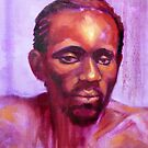 Portrait of Ngala by Roz McQuillan