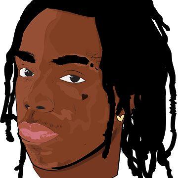 Graphic Rapper by SamuelMolina