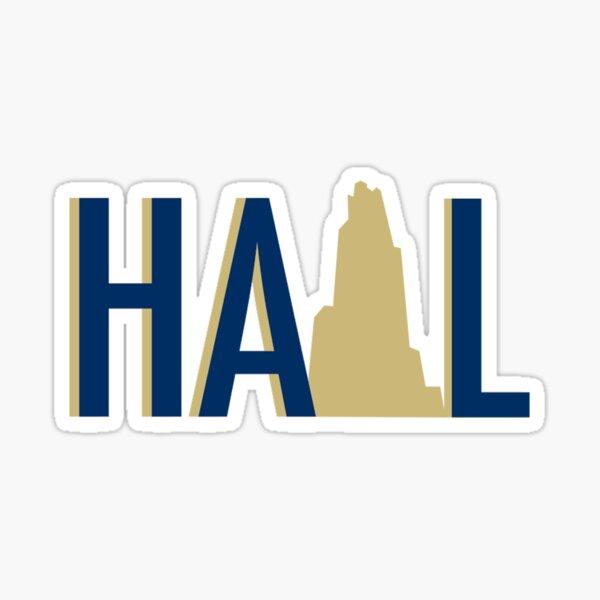 Hail Pitt Sticker Sticker