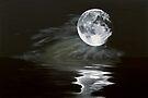 the fullest moon - SKYSCAPE - ED01 by Elisabeth Dubois