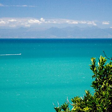 Abel Tasman National Park, New Zealand by andyzoot