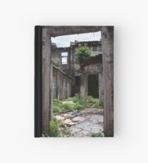 Old Building Hardcover Journal