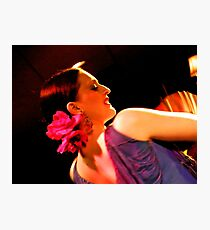 Flamenco Dancer I Photographic Print