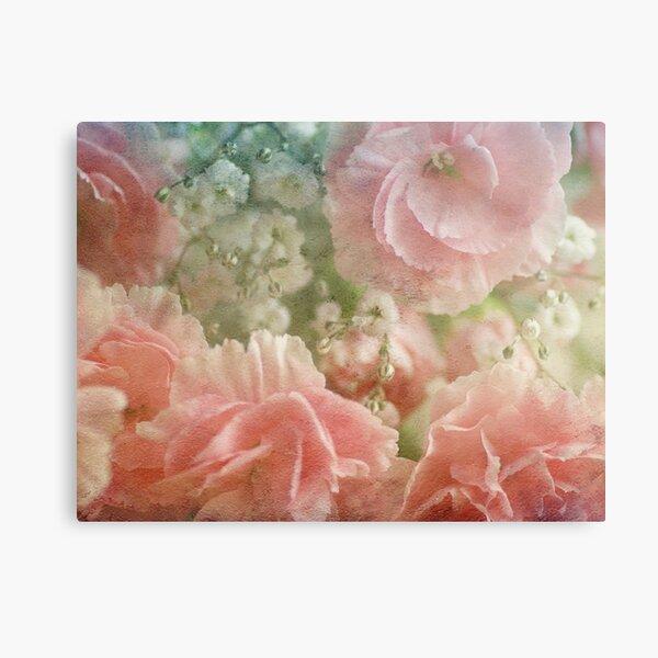 Serenity In Pink.... Metal Print