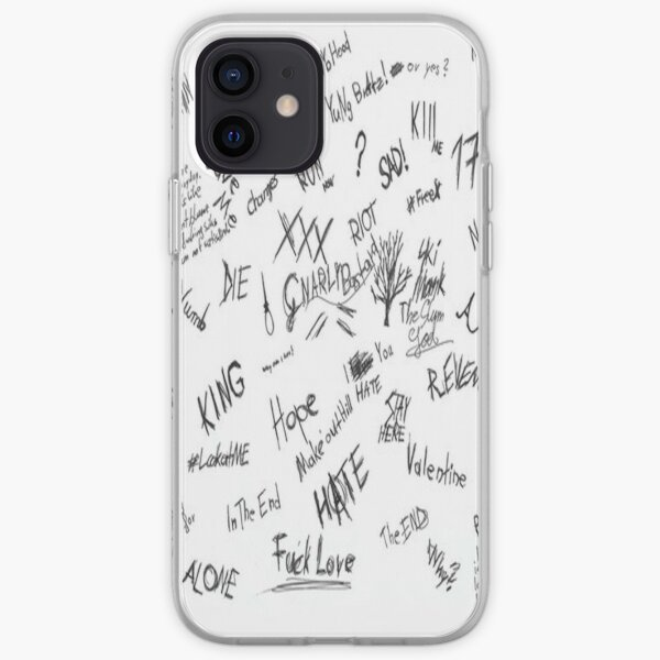 xxx iPhone Soft Case