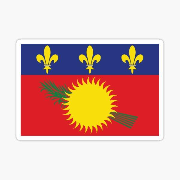 Guadeloupe Sticker