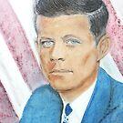 JFK by David M Scott