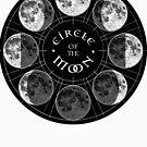 Kreis des Mondes von actionpotential