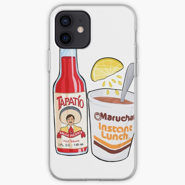Comfort Food iPhone Soft Case