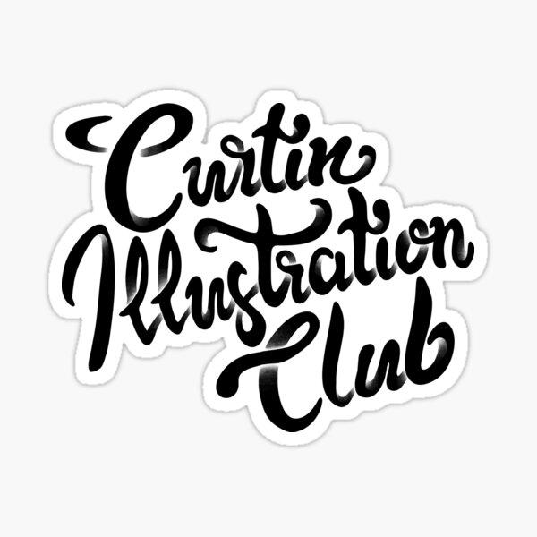 CIC Logo Sticker