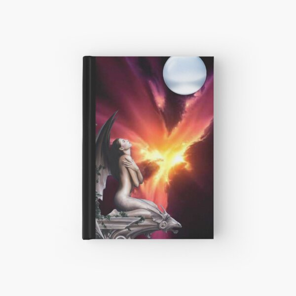 For Love Of The Night Hardcover Journal
