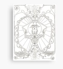 Transcendental Meditation Canvas Print
