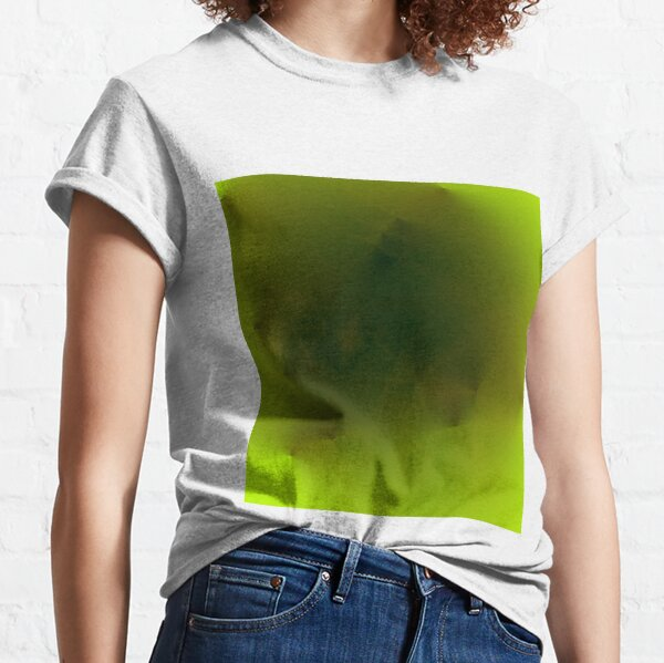 What surrounds  Classic T-Shirt
