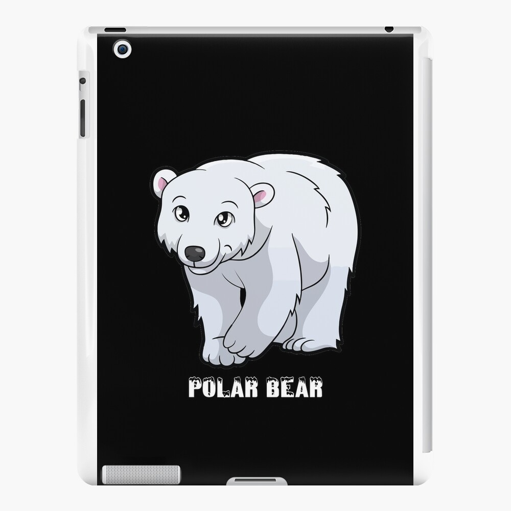 Polar Bear iPad-Hüllen & Klebefolien