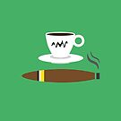 Espresso and Cigar by designkitsch