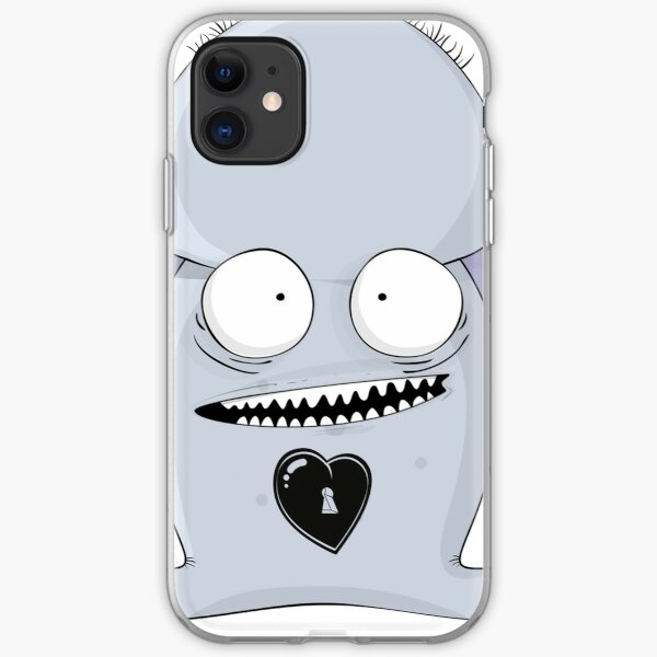 Love Monster  iPhone Soft Case