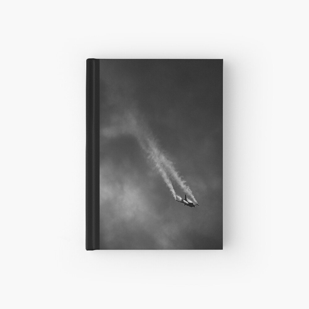 The Descent Hardcover Journal