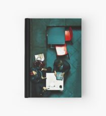 Private Discourse Hardcover Journal