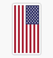 USA - amerikanische Flagge - Handyhülle Sticker