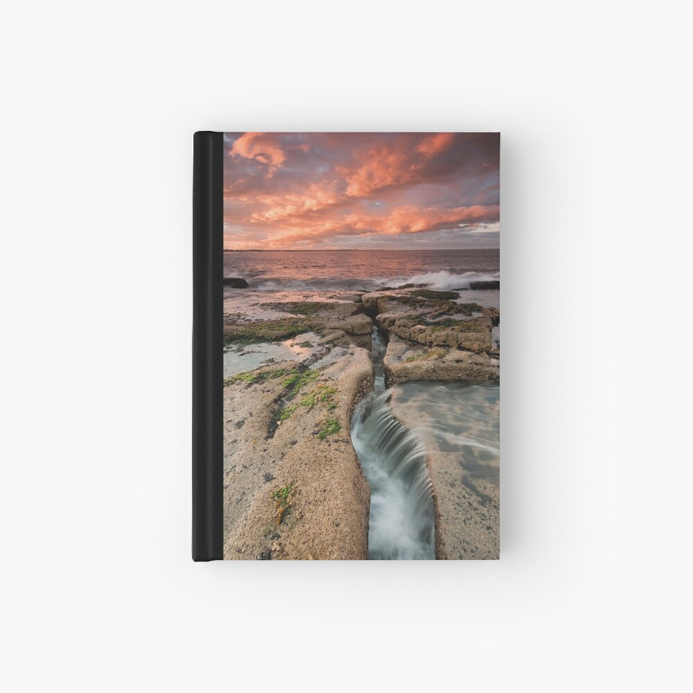 Warm Front Hardcover Journal