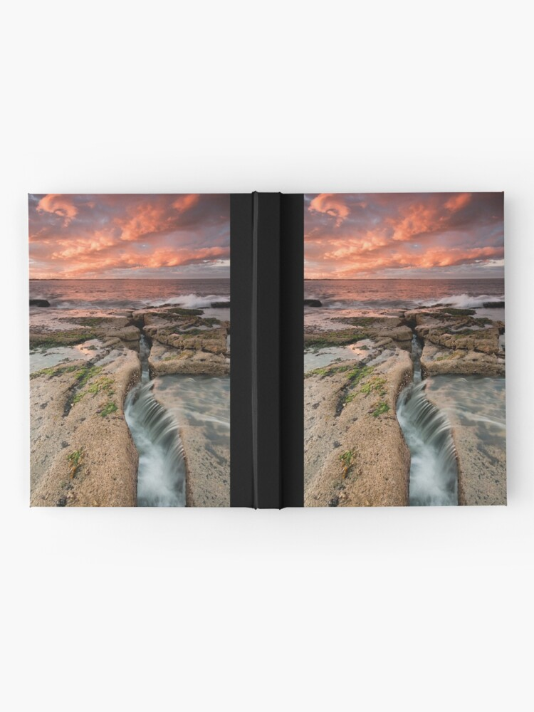 Alternate view of Warm Front Hardcover Journal