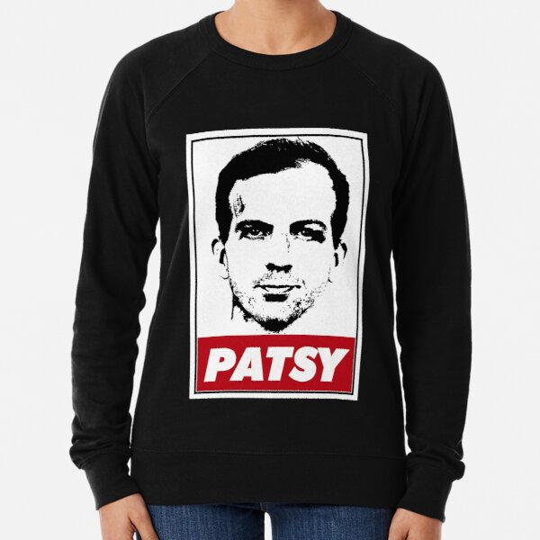 Lee Harvey Oswald Patsy Lightweight Sweatshirt