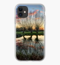 Autumn on the River Stour iPhone Case