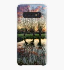 Autumn on the River Stour Case/Skin for Samsung Galaxy