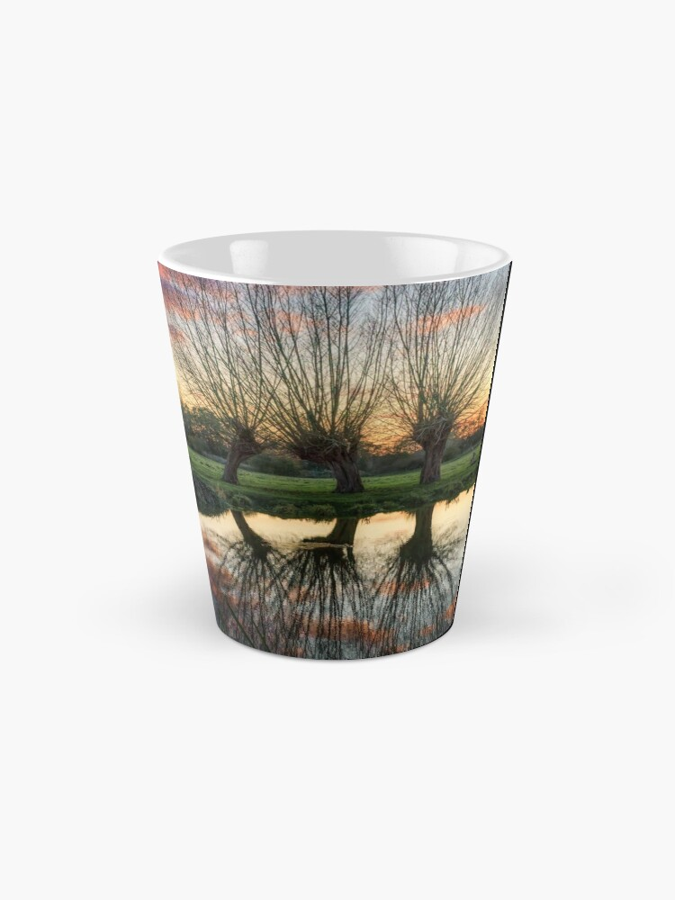 Alternate view of Autumn on the River Stour Mug