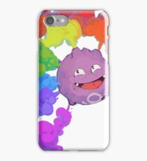 Koffing supports equality iPhone Case/Skin