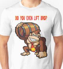 Donkey Kong Ultimate Muscle Unisex T-Shirt