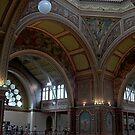 Melbourne Exhibition Building, interior by BronReid