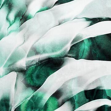 Emerald Flow von foto-ella