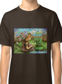 There's an Elephant in my Garden Classic T-Shirt