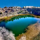 Montezuma Well National Monument by Kathy Weaver