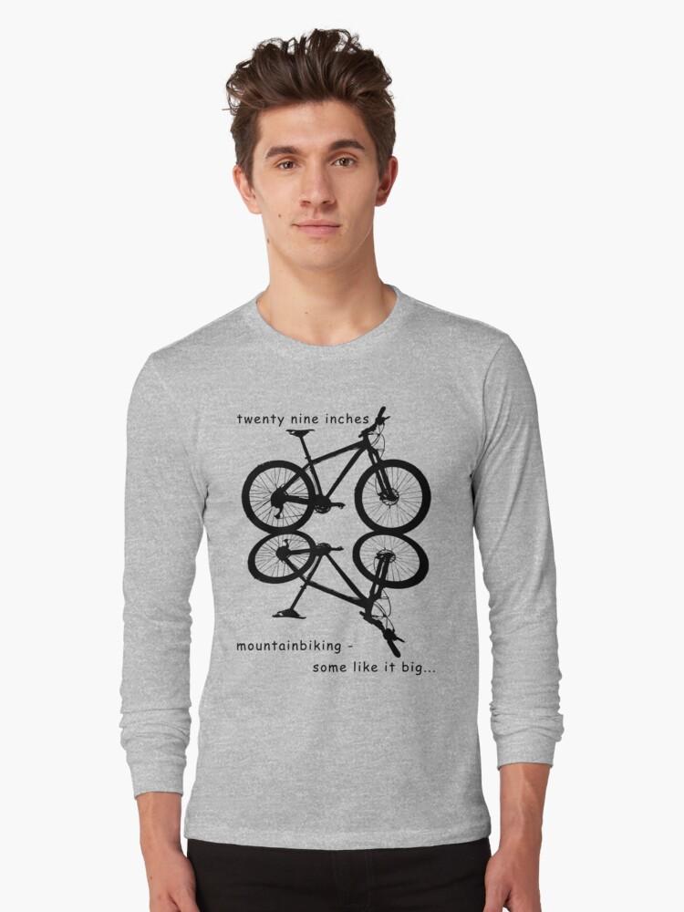 twenty nine inches - mountainbiking by Stefan Trenker