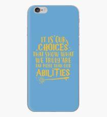 Premium Choices iPhone Case
