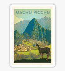Machu Pichu Peru  Sticker
