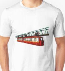 Schwebebahn Unisex T-Shirt