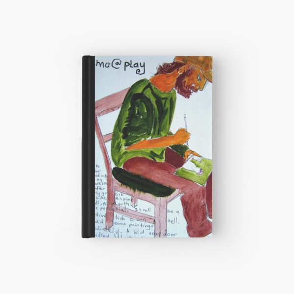 Remo at play Hardcover Journal