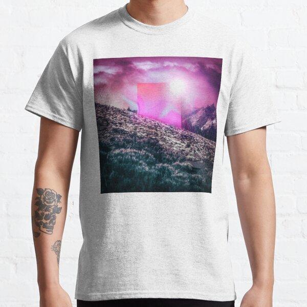 Vaporwave Monolith Birth Classic T-Shirt
