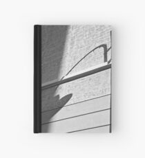 Shadow Lamp, Bolzano/Bozen, Italy Hardcover Journal