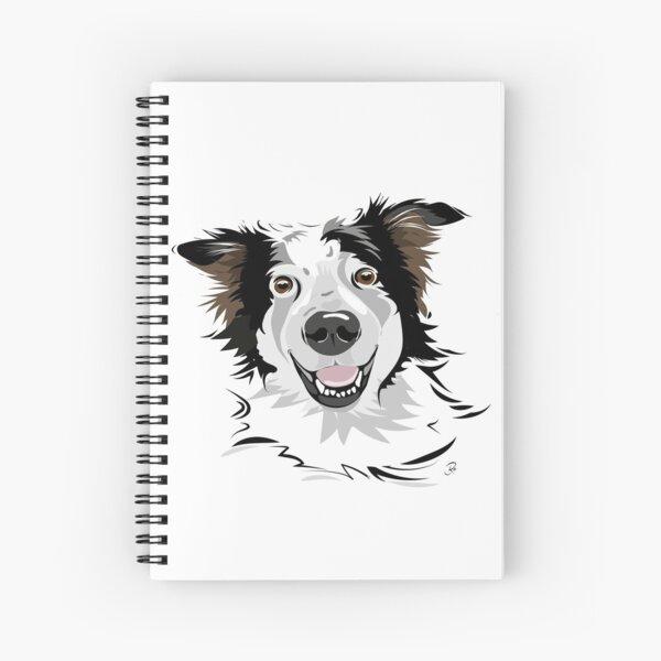 Willi - Fröhlicher Straßenhundmix Spiralblock