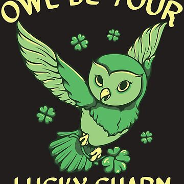 Owl Be Your Lucky Charm by hqtrends
