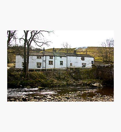 The George Inn - Hubberholme Photographic Print