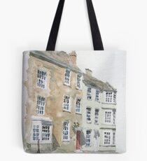 Castle Street, Bridgwater Tote Bag