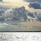 Silver Solent Sky by RodneyCleasby