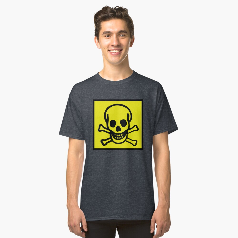 ★ Toxic Classic T-Shirt Front