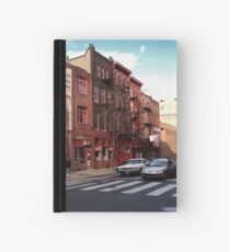 Street of Philadelphia Hardcover Journal