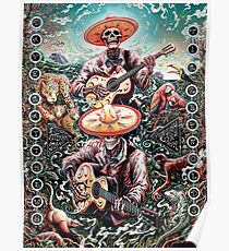 Poster #DMB2019 Dave matthews Band February 17Th, 2019 Riviera Maya Mexico Poster